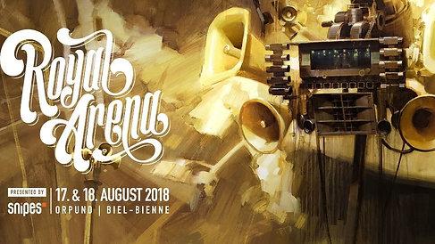 Royal Arena Festival 2018 - Shortrecap