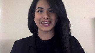 5th Place $1250 Winner - Shahrzad Rahgozar - San Jose State University
