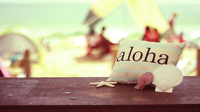 ハワイアン音楽を聴く