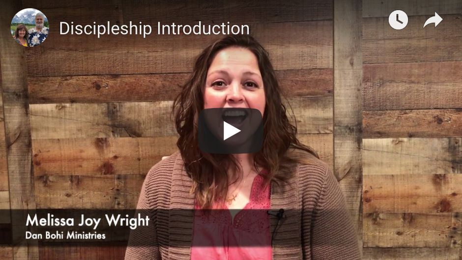 Video Tips (Discipleship, Prayer, etc.)