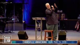 "Dan Bohi • ""How's Your Soul?"" • Evansville Awakening Evening - Sunday Mar. 24, 2019"