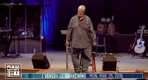 "Dan Bohi • ""God's Will & Desire For Your Life"" • Evansville Awakening Evening - Monday Mar. 25, 2019"