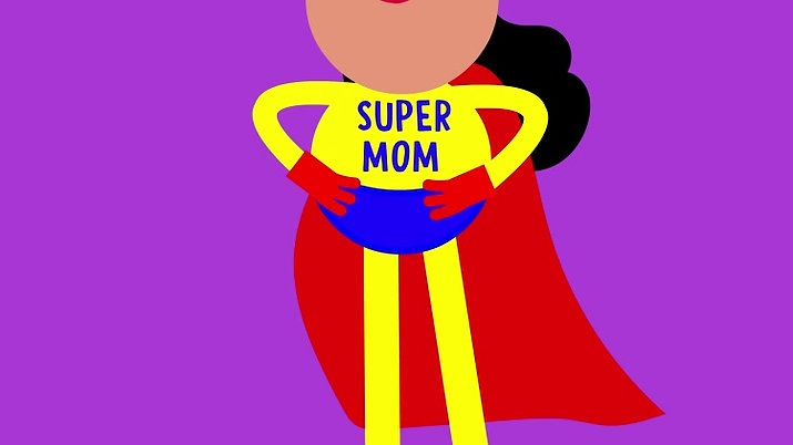 Super Mom?