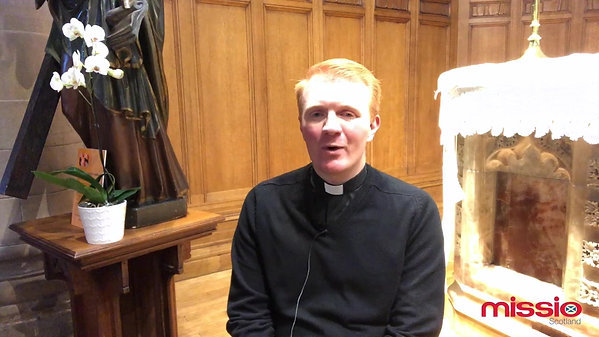 Fr Jamie McMorrin Reflection