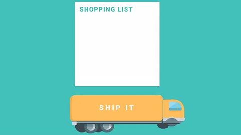 ship the list