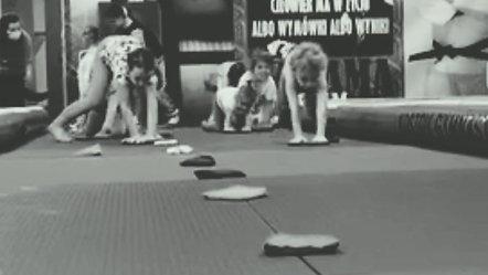 Migawki z treningu