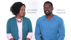 Bridge Shorts - Nahum and Chinette
