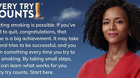 FDA Stop Smoking Campaign