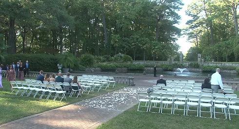 Zena & Ron's Wedding Ceremony