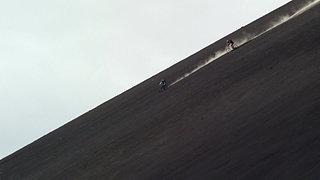 Volcanico Social Shorts