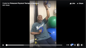 Experience of a patient at Primacare Physical Therapy