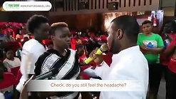 HEADACHE INSTANT HEALING - KENYA