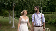 Hochzeitsfilm-Gewächshaus