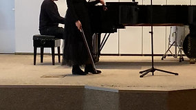 Kornelia Kloczkowska (skrzypce) - Wieniawski  Legenda