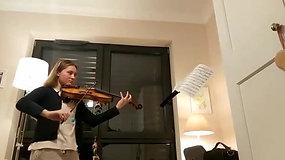 Zofia Buchta - altówka