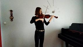 Małgorzata  Kubów (skrzypce)