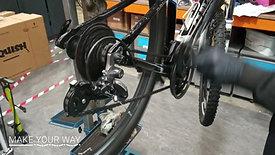 Quick Gear Adjustment