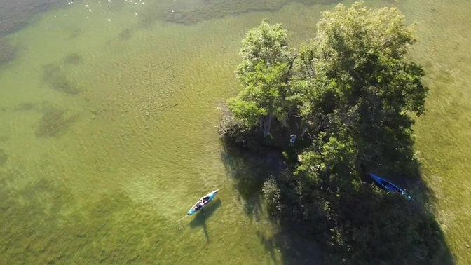 Inselglück im Seenland