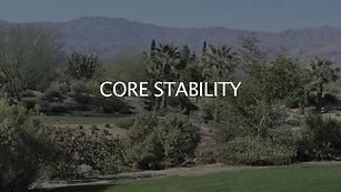 GFK CORE STABILITY EXERCISES