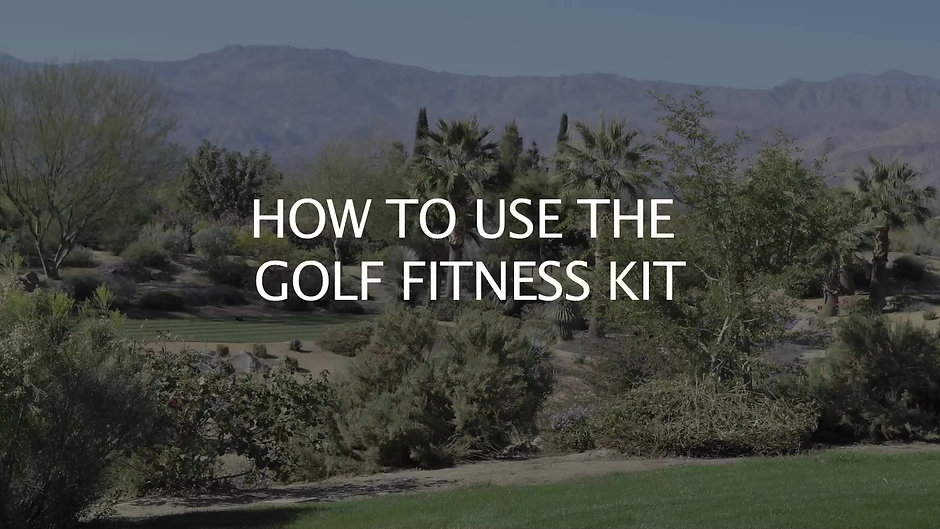 HOW TO USE THE GFK