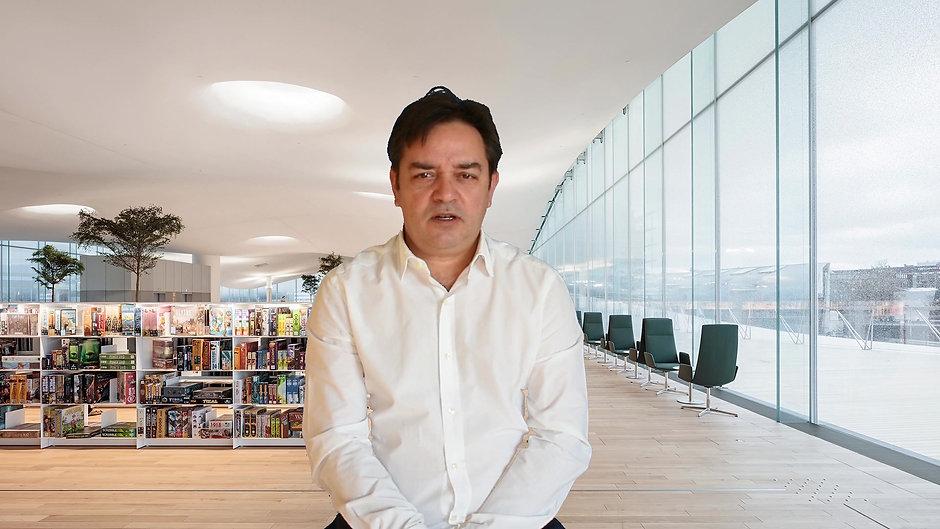 PRESENTACIÓN JORGE MIQUEL