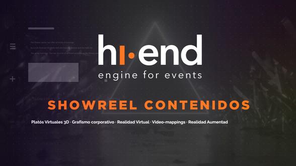 HI END: Screen Content
