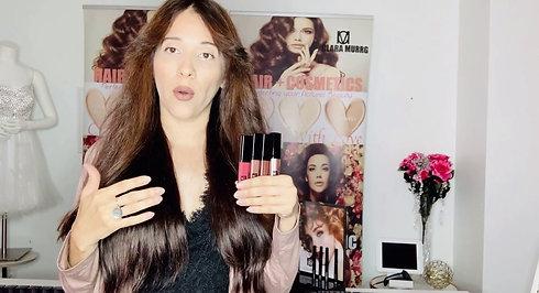 Brunette favorite lip color shades