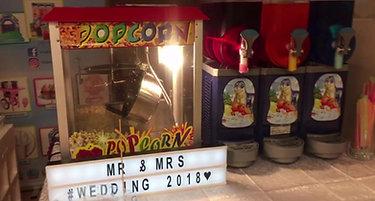 a wedding event