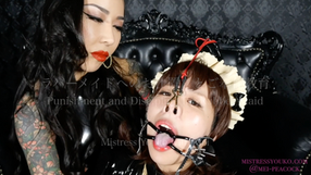 Punishment and Discipline for Rubber Maid