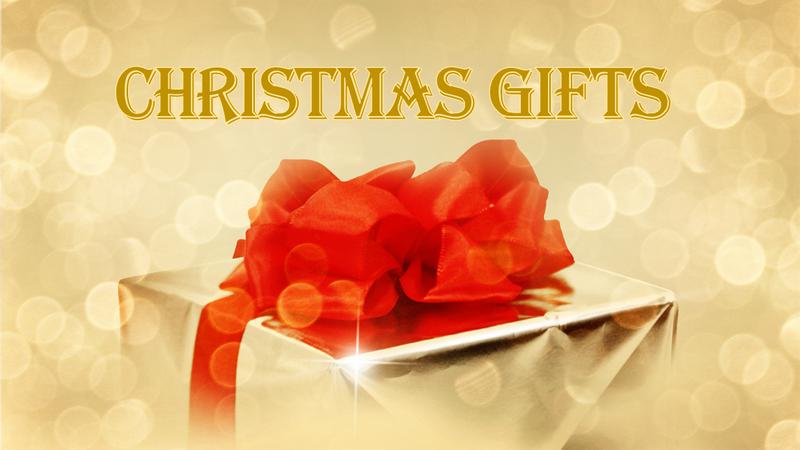 Christmas Gifts - 2019