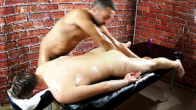Relaxing massage for guy #14