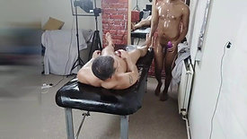 G32E3 edit 2 of encounter with Vlad. The hottest moments of the massage