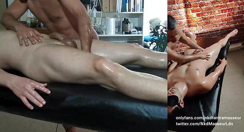 Erotic Lomi Lomi Massage. For guy #1