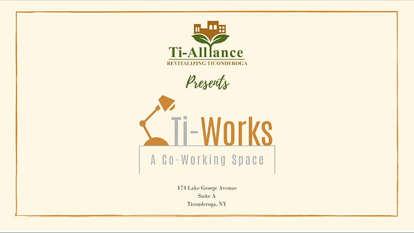 Ti-Works: A Co-Working Space