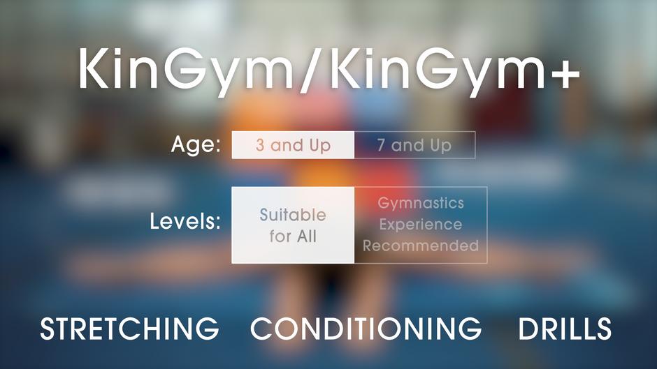 KinGym/KinGym+