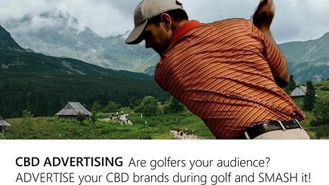 Golf Advertising