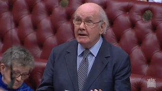 Rt Hon Lord Reid of Cardowan addresses the House of Lords Debate on AI