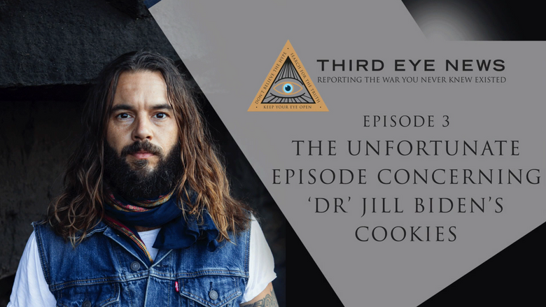 EPISODE 3: THE UNFORTUNATE EPISODE CONCERNING DR JILL BIDEN'S COOKIES.