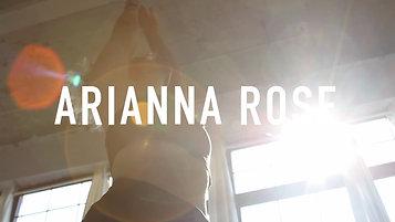 ARIANNA ROSE - LIFE COACH