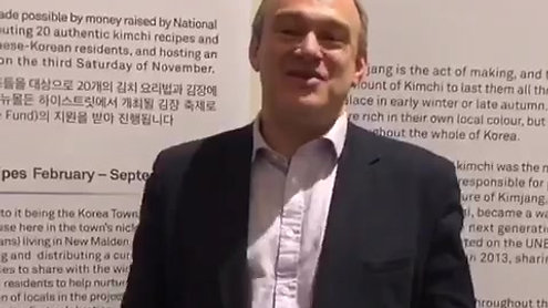 Sir Ed Davey Interview