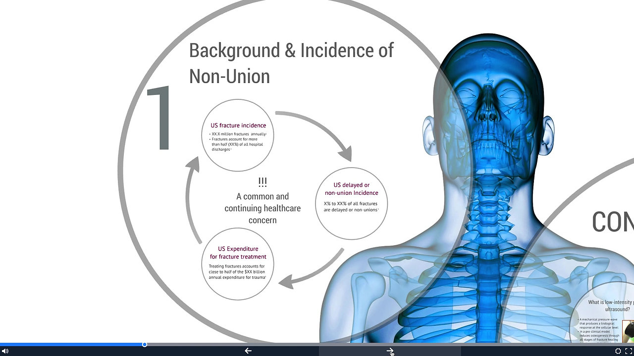 Medical Prezi Design Example