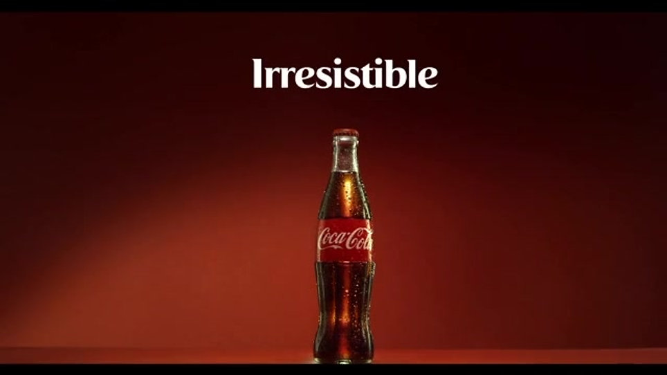 COCA COLA - COMMERCIAL