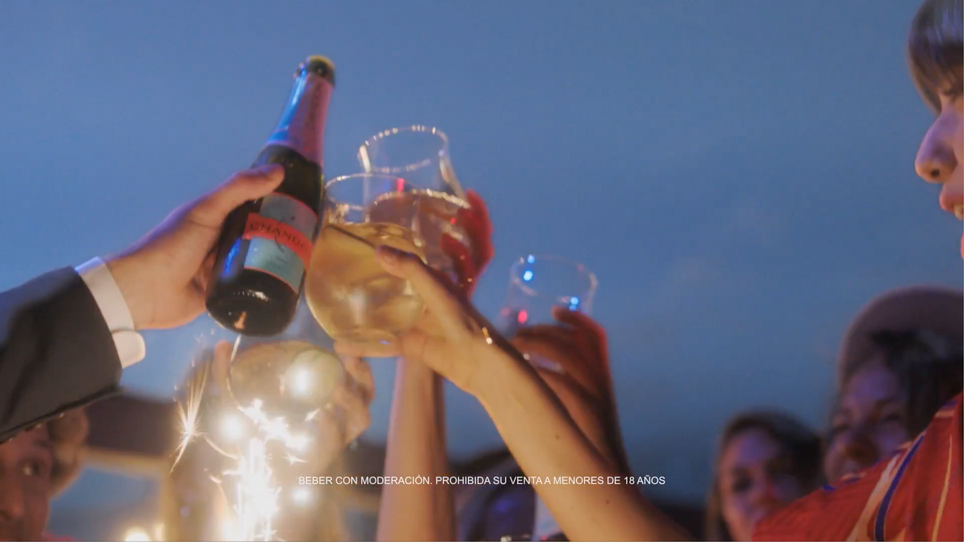 CHANDON DELICE - COMMERCIAL