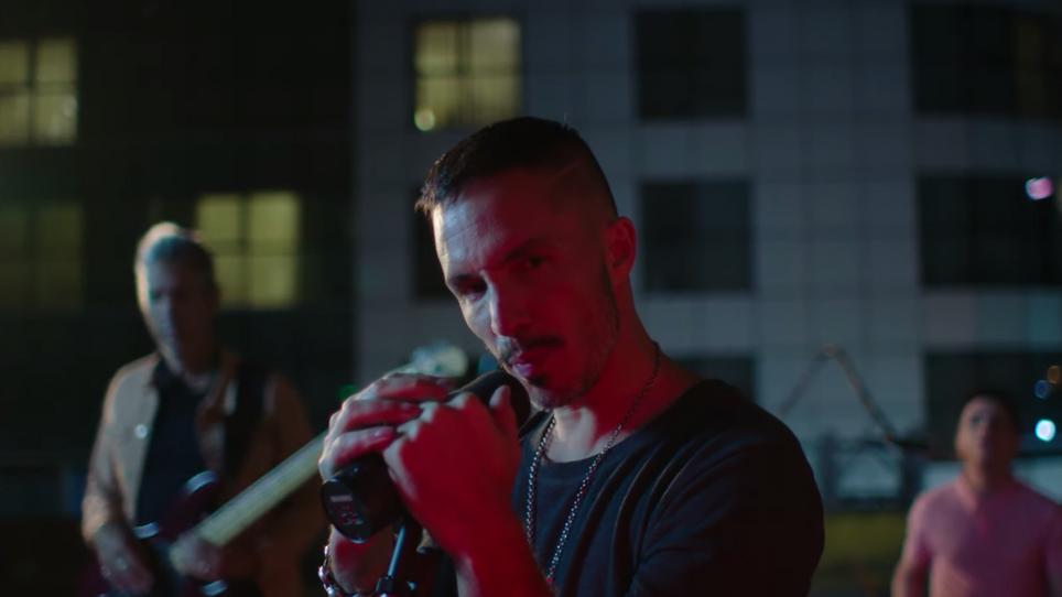 METEOROS - HORVILLEUR - CHICA EN BUENOS AIRES - MUSIC VIDEO