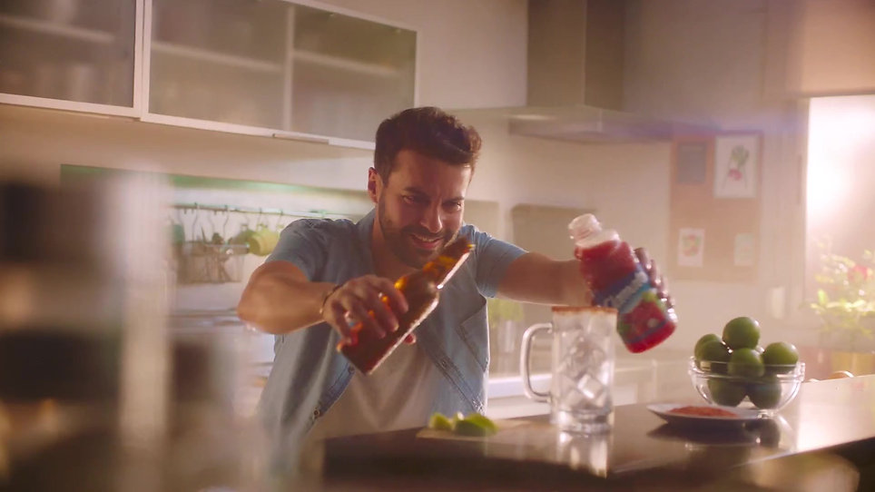 CLAMATO - 2ND UNIT DOP - COMMERCIAL