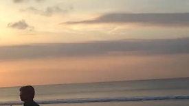 Another beautiful Bali sunset