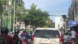 Bali Melasti street