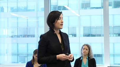 Kate Daly, Center for the Circular Economy: Pre-competitive Collaboration