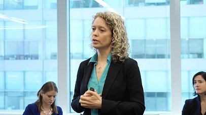 Bridget Anderson, NYC Department of Sanitation: Zero Waste Initiatives