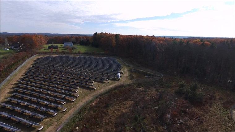 Ground-Mount Solar Farms